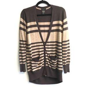 ARITZIA Talula Cashmere Blend Cardigan Sweater